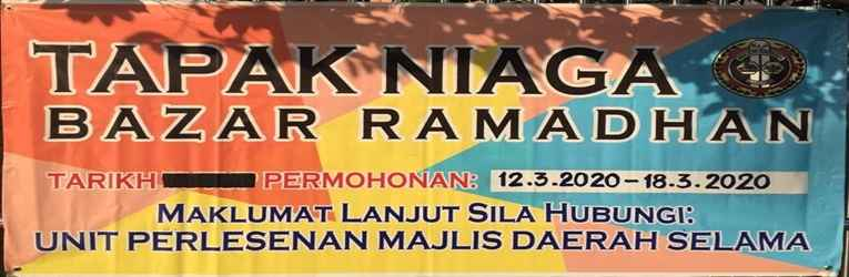 Iklan Bazar Ramadhan 2020