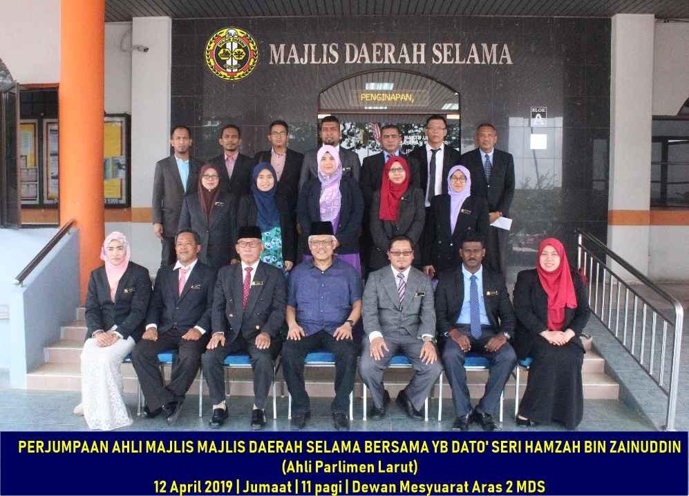 YB Dato Seri Hamzah