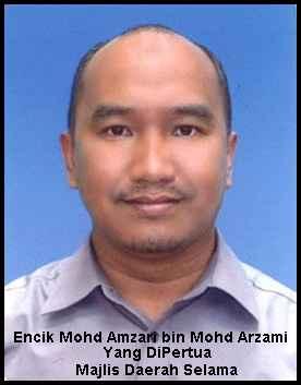 Mohd Amzari Bin Mohd Arzami